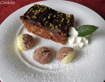 Rezept: Walnuss - Brownies ...