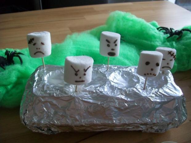 Marshmellow Geister - Rezept - Bild Nr. 2