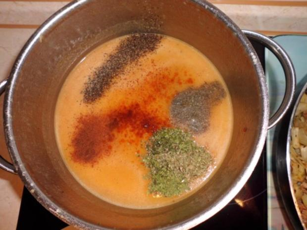 Suppe: Kürbis-Pfaumen-Suppe mit Avocado-Topping - Rezept - Bild Nr. 6