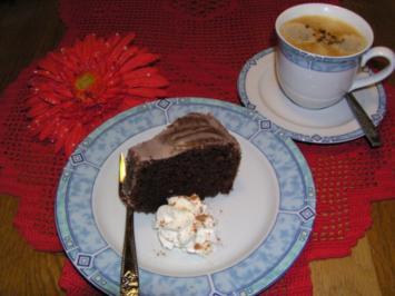 Weihnachtskuchen Glühweinkuchen o. Rotweinkuchen - Rezept