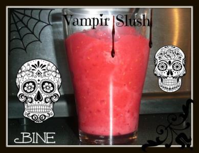 BiNe` S VAMPIR SLUSH - Rezept