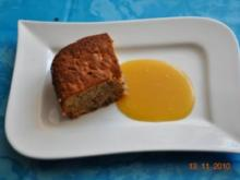 Dessert:Sticky Toffee Pudding - Rezept