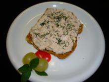 Thunfischpaste / Thunfischcreme - Rezept