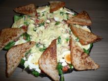Salatplatte November ^v^ Orangen-Joghurt-Dressing - Rezept