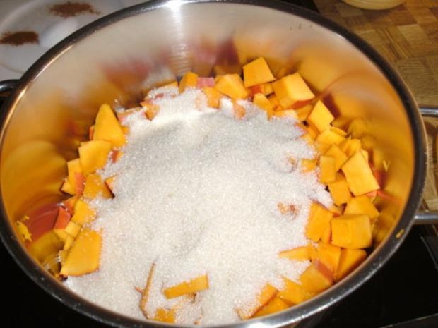Kürbis-Orangen-Chutney - Rezept - Bild Nr. 7