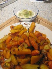 Kürbis-Gemüse-Pfanne - Rezept