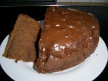 Nutellakuchen - Rezept