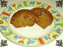 Kaffee-Kirsch-Muffins - Rezept