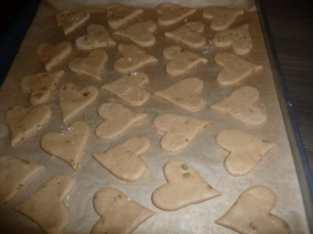 Honigkuchen-Herzen Ca 45 Stk. - Rezept - Bild Nr. 4