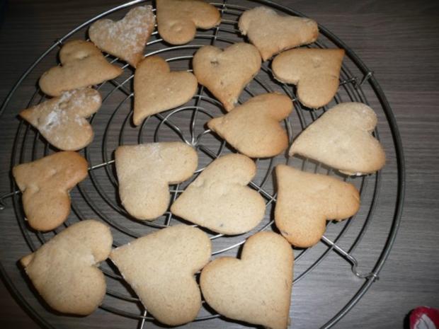 Honigkuchen-Herzen Ca 45 Stk. - Rezept - Bild Nr. 5