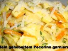 Linguine mit Hühnchenfilet in cremiger Zitronensoße - Rezept