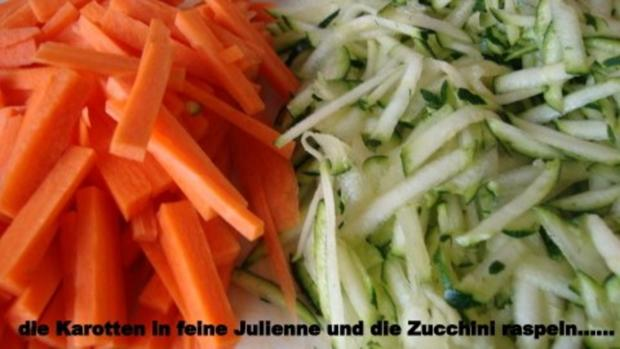 Linguine mit Hühnchenfilet in cremiger Zitronensoße - Rezept - Bild Nr. 4