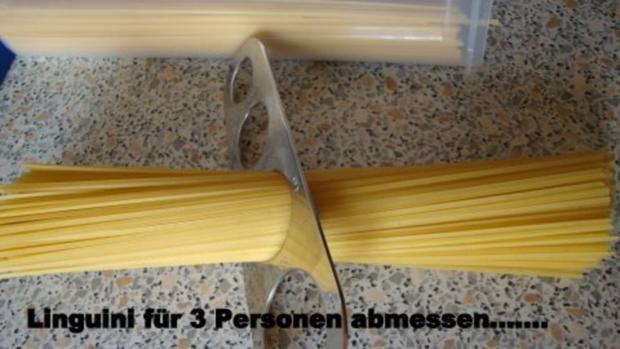 Linguine mit Hühnchenfilet in cremiger Zitronensoße - Rezept - Bild Nr. 6