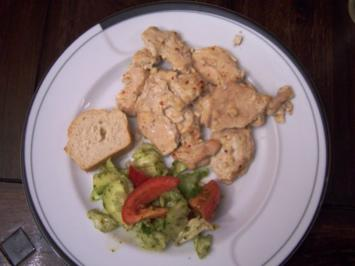 Chicken Tikka - Rezept