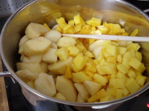 Apfel-Mango-Kompott - Rezept - Bild Nr. 5