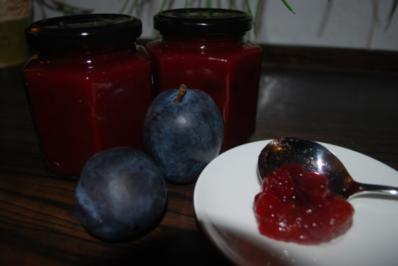 Annis Zwetschgen-Fruchtaufstrich - Rezept