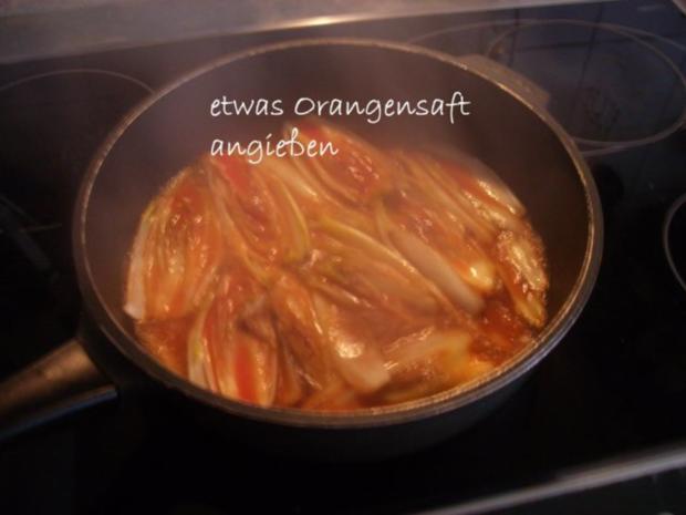 Chicoree karamelisiert - Rezept - Bild Nr. 8
