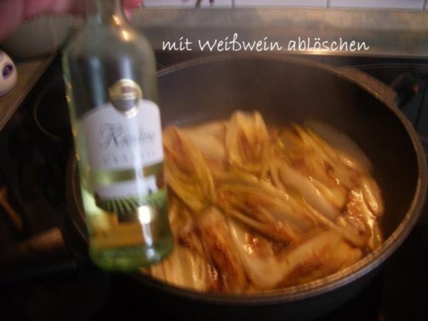 Chicoree karamelisiert - Rezept - Bild Nr. 7