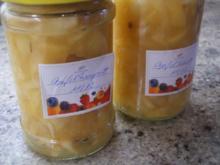Dessert: Apfel-Gewürz-Kompott - Rezept