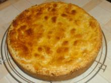 Omi´s gedeckter Apfelkuchen - Rezept