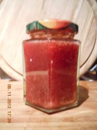 Pflaumenmuss mit Zimt - Rezept