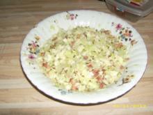 Deftiger Weißkrautsalat - Rezept