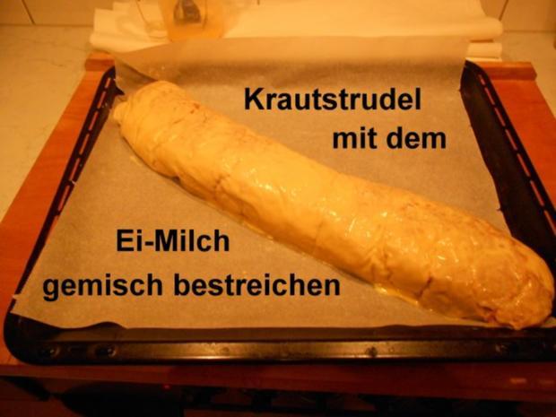 Faschierter Krautstrudel - Rezept - Bild Nr. 25