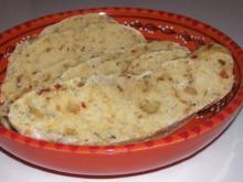 Rustikales Zwiebel-Oliven-Brot - Rezept