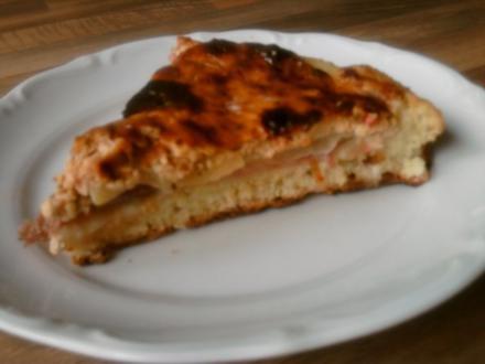 "Trappers ""Kartoffel-Apfel-Pizza"" - Rezept"