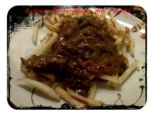 Fleisch: Pikantes Paprika-Gulasch â la Gudrun - Rezept