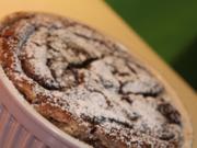 Heißes Schokoladen Soufflé - Rezept