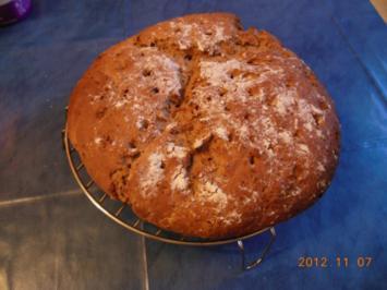 Brot: Vollkornbrot mit Leinsamen - Rezept