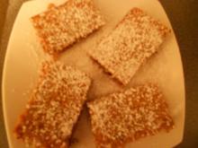 Mandelgebäck - Rezept
