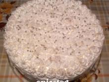 Torte aus 8 Eiern - Rezept