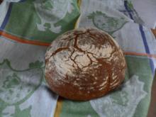 Kümmel-Anis-Brot - Rezept