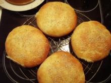 Hamburger Buns Vir Cotto - Rezept