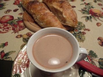 Gerichte aus der Kindheit : Kakao und Salzbrötchen - Rezept