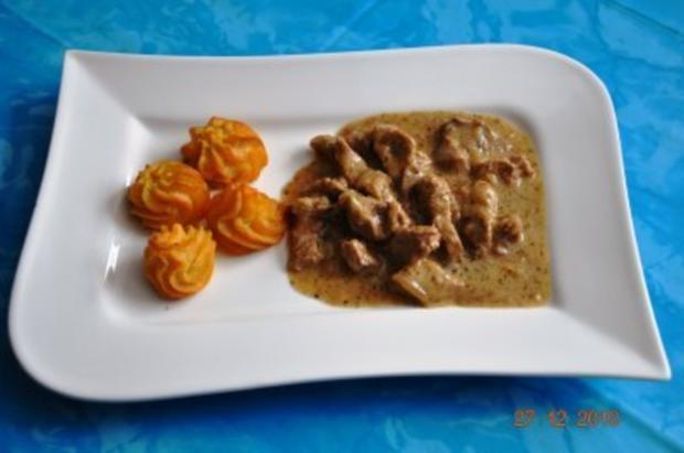 Kochen:Majoranfleisch - Rezept