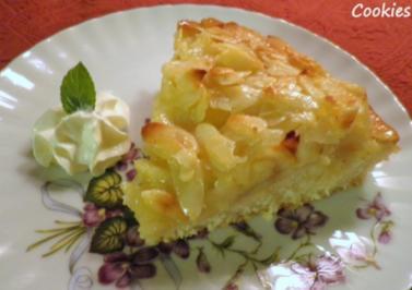 Kuchenapfel, der Zweite ... - Rezept