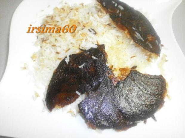 Persischer Reis - Rezept
