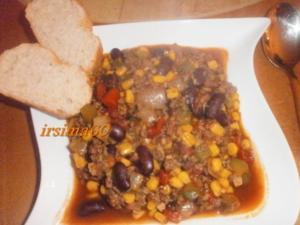 Chili con Carne mit Kaffee und Kakao - Rezept