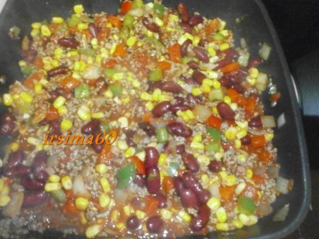 Chili con Carne mit Kaffee und Kakao - Rezept - Bild Nr. 7