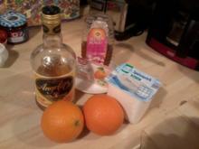 Orangenquark - Rezept