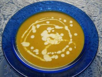 Kürbis Suppe - Rezept