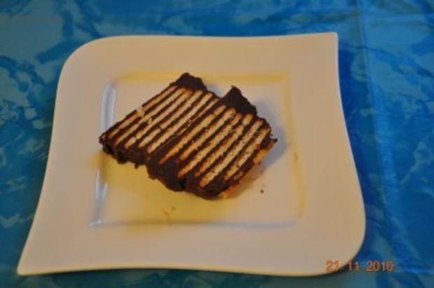 Kuchen: Kekstorte oder Lukullus - Rezept