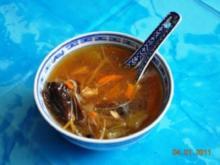 Suppe:Chinesische Glasnudelsuppe - Rezept