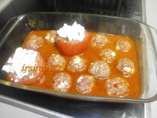 Gefüllte Tomaten mit Feta - Rezept - Bild Nr. 9