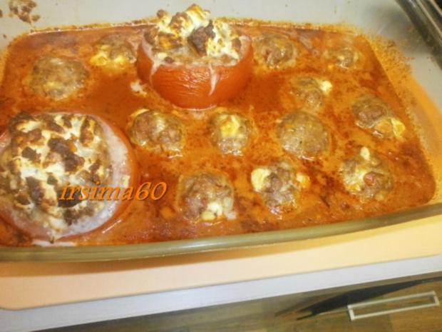 Gefüllte Tomaten mit Feta - Rezept - Bild Nr. 10
