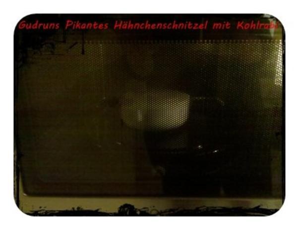 Geflügel: Pikantes Hähnchenschnitzel mit Kohlrabi - Rezept - Bild Nr. 6