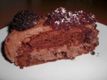 Schoko- Rondo-Torte mit Mascarponecreme - Rezept
